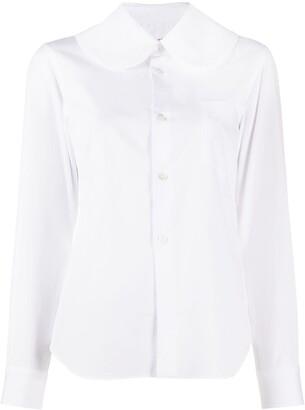 Comme des Garçons Comme des Garçons Puritan Collar Shirt