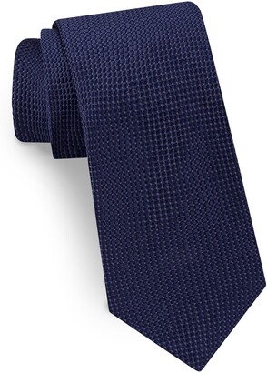 Ted Baker Solid Silk Tie