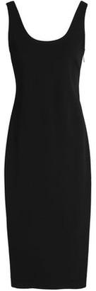 DKNY Ponte Midi Dress