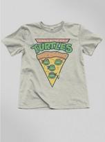 Junk Food Clothing Toddler Boys Ninja Turtles Pizza Tee-fgygr-4t