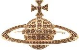 Vivienne Westwood Bas Relief Orb Brooch