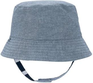 Carter's Baby Boy Reversible Chambray Bucket Hat