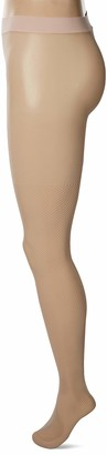 DKNY Women's Illusion Over the Knee Tights