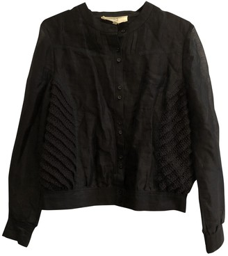 Vanessa Bruno Black Linen Knitwear for Women