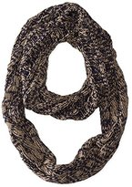 Muk Luks Women's Cable Eternity Scarf