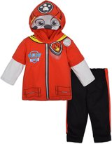 Nickelodeon Baby Boys' Paw Patrol Hoodie and Pants Set
