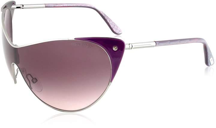 Tom Ford Women's TMF-SUNG-FT0364-80Z-0 Designer Sunglasses