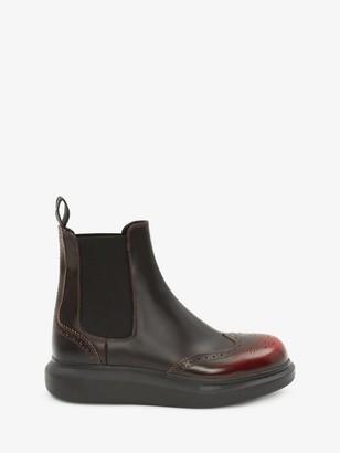 Alexander McQueen Hybrid Chelsea Boot