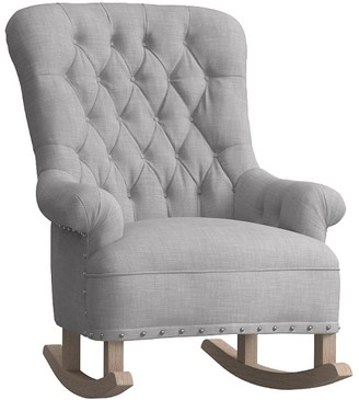 Pottery Barn Kids Radcliffe Rocking Chair & Ottoman