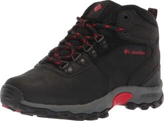 Columbia Youth Newton Ridge Leather Boot Waterproof