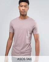 Asos TALL T-Shirt In Pink