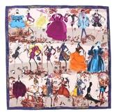 Christian Lacroix Women's '20 Ans' Square Silk Scarf