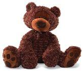 """Gund Philbin Jumbo 29"""" Chocolate Bear"""