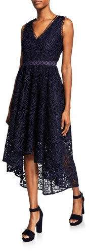 7b425a36c9a5 Shoshanna High Low Hem Dresses - ShopStyle Canada