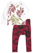Infant Girl's Sookibaby Graphic Tee & Leggings Set