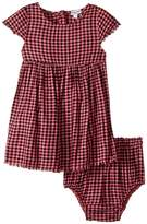 Splendid Littles Yarn-Dyed Plaid Swing Dress (Infant)