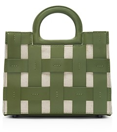 Etienne Aigner Anna Small Cage Satchel