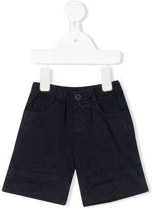 Il Gufo Elasticated Waistband Shorts