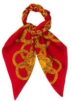 Chanel Medallion Chain Scarf