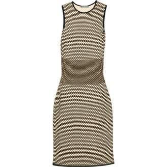 Alexander McQueen Beige Synthetic Dresses