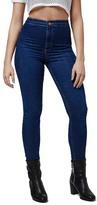 Topshop 'Joni' Super High Waist Skinny Jeans (Tall)