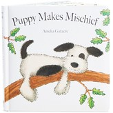 Jellycat Puppy Makes Mischief Book - Ages 0+