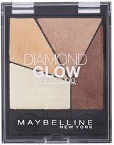 Maybelline Eyestudio Diamond Glow Quad