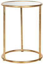 One Kings Lane Porter Side Table - Gold