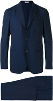 Boglioli tailored suit - men - Acetate/Cupro/Wool - 52