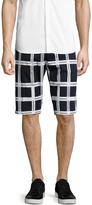 Antony Morato Men's Cotton Printed Shorts