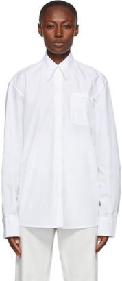 Rika Studios White Blaze Shirt