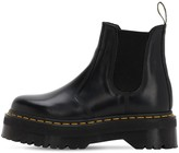 Dr.Martens 40mm Quad Smooth Leather Chelsea Boots