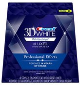 Crest Whitestrips Professional Effects, Enamel Safe - 20 Ct