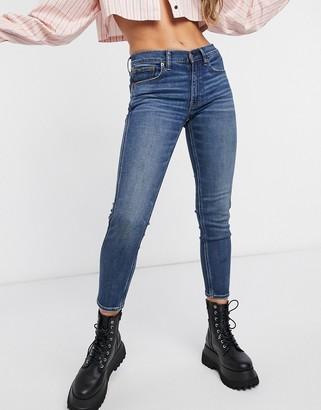 Polo Ralph Lauren skinny jeans in indigo