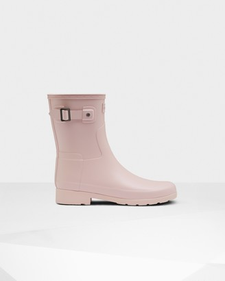 Hunter Women's Refined Slim Fit Short Wellington Boots
