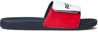 Ralph Lauren Leary Polo Sport Slide Sandal