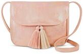 Cherokee Girls' Magnetic Closure Crossbody Bag Pink