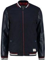 Tom Tailor Denim Bomber Jacket Night Sky Blue
