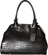 Gabriella Rocha Aliyah Satchel with Crocodile Detail