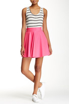 Necessary Objects Inverted Pleat Full Skirt