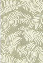 Loloi Rugs Tropez Sage/Ivory Tropical Inspired Indoor/Outdoor Rug Rug