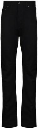 Rick Owens Duke straight leg jeans