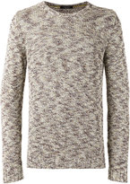 Roberto Collina tweed jumper