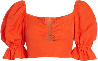 C/Meo Collective Early On Top Crop Top
