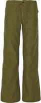 Nlst Cotton wide-leg pants