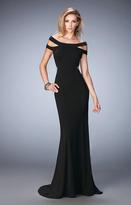 La Femme Prom Dress 22728
