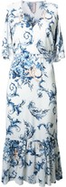 Antonio Marras dropped waist dress
