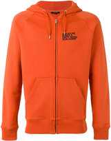 Ron Dorff - Discipline Small Print hoodie - men - Cotton - M