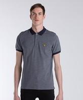 Lyle & Scott Twill Look Polo Shirt
