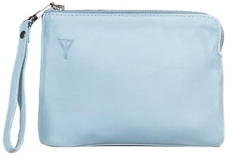 Taylor Yates Doris Clutch In Ice